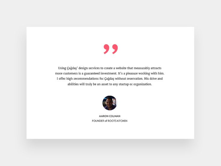 Best Web Ux  Testimonials  Quotes Images On