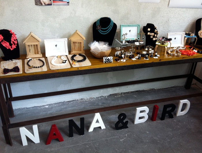 Nana & Bird - What started out as a pop-up concept store is now a staple among trendy young things. Highlights here include accessories by local brand By Invite Only and ready to wear by emerging Guangzhou label aijek. It opens on weekends, 11am to 7pm. #01-02, 79 Chay Yan St.
