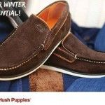 Winter Hush pupies Shoes