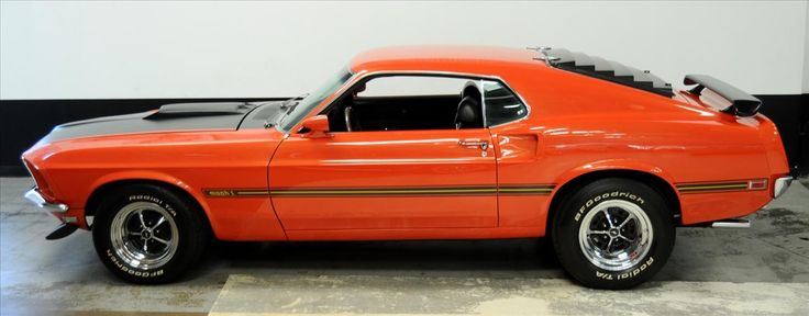 Used 1969 Ford Mustang For Sale