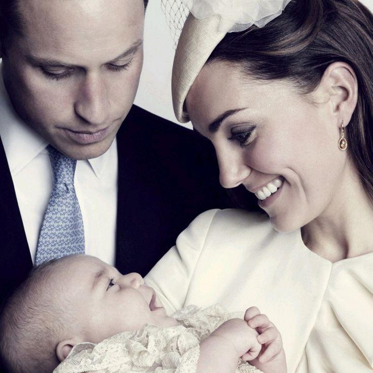 Kate Middleton en prins William delen moment