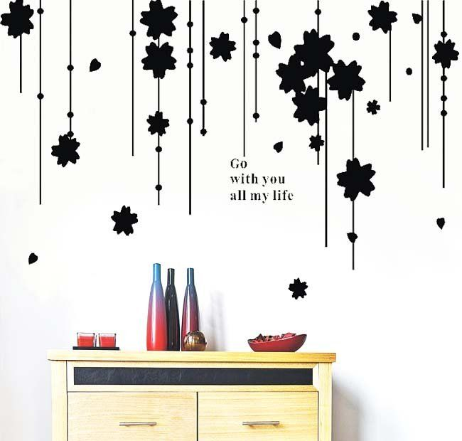 1000 images about 3d removable sticker on pinterest for Arts and crafts mural