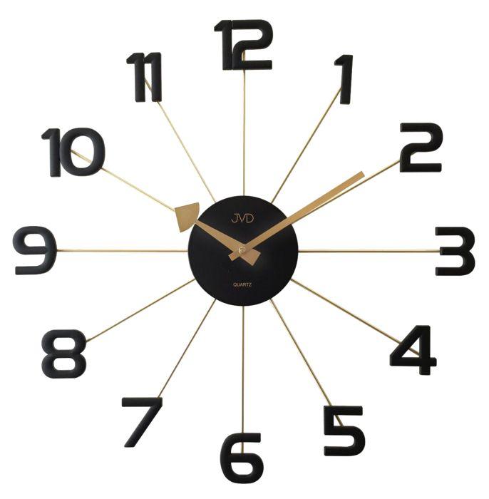 Nástěnné hodiny Designové hodiny JVD HT072.2 Nástěnné hodiny