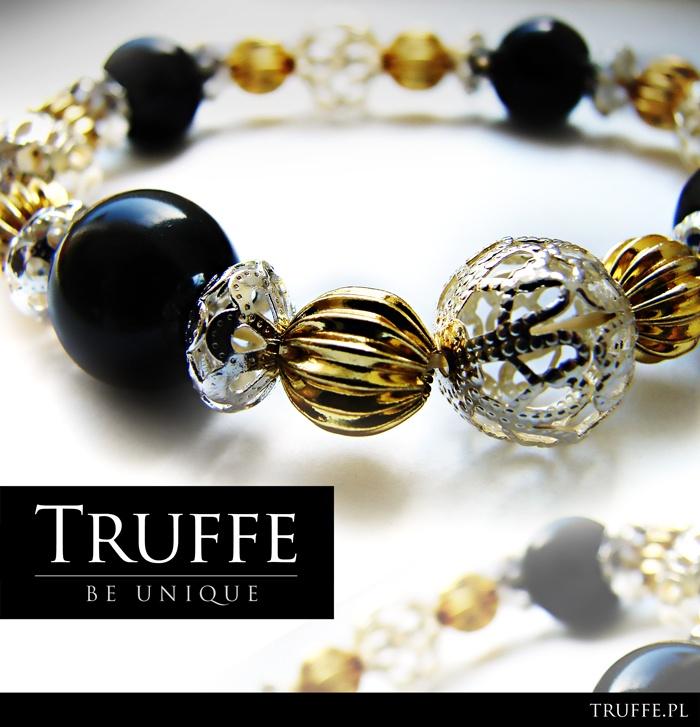 Bracelet VENEZIA.   Handmade jewelry by Truffe.