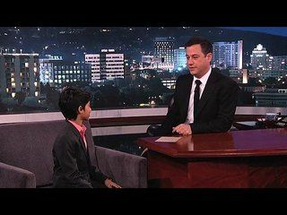Jimmy Kimmel Live!: Jennifer Connelly, Rohan Chand, Sharon Jones & the Dap-Kings: Rohan Chand -- Ten year old Rohan talks about working with Jason Bateman, and his surprising love for legendary rock bands. -- http://www.tvweb.com/shows/jimmy-kimmel-live/season-12/jennifer-connelly-rohan-chand-sharon-jones-the-dap-kings--rohan-chand