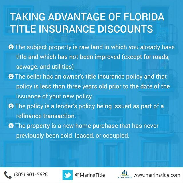 By Hiring A Full Service Title Company Like Marina Title Which