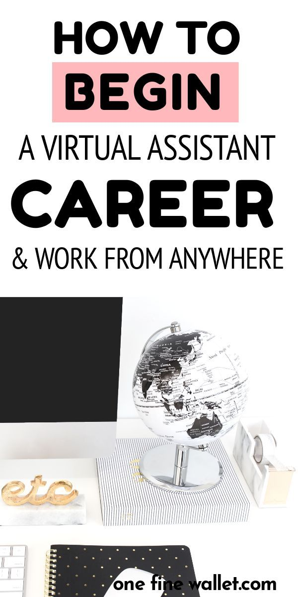 How to Become a Virtual Assistant with No Experience – $35-50/Hr – Lana |Beauty, Fitness & Mommin