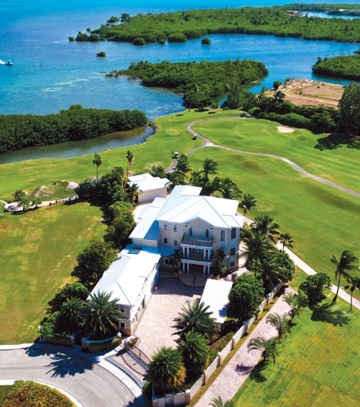 Feature Property Winter 2012 | Sunset Point, Cayman Islands  Epic by design: Grand Cayman's own sumptuous stately home. Words by Juliet Austin. Read the full editorial at www.reallifecaribbean.com   For more sales information visit www.irg.ky