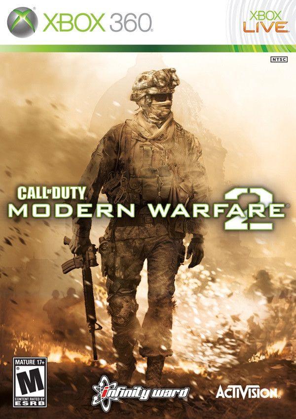 Call Of Duty: Modern Warfare 2 (Xbox360)