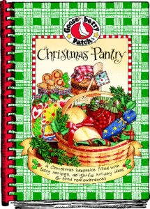 Gooseberry Patch Recipes: Harvest Soup Mix from Christmas Pantry Cookbook