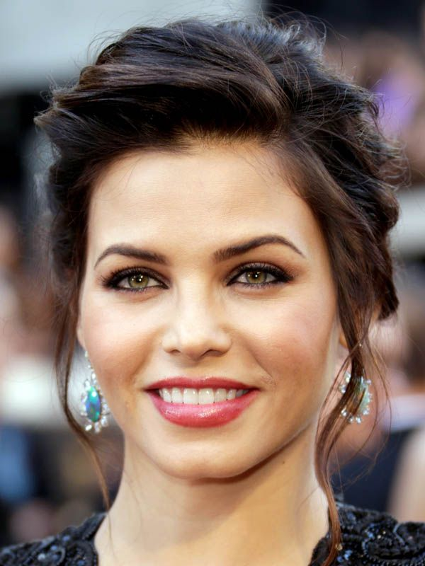 How-to: Jenna Dewan-Tatum's romantic updo at the Oscars