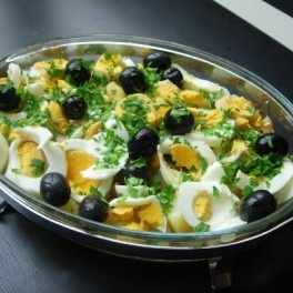 Cod Gomes de Sa - Portuguese Food