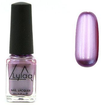 Lulaa 6Ml Nail Polish Mirror Matte Nude Effect Polish Manicure Nail Gel Finger A…