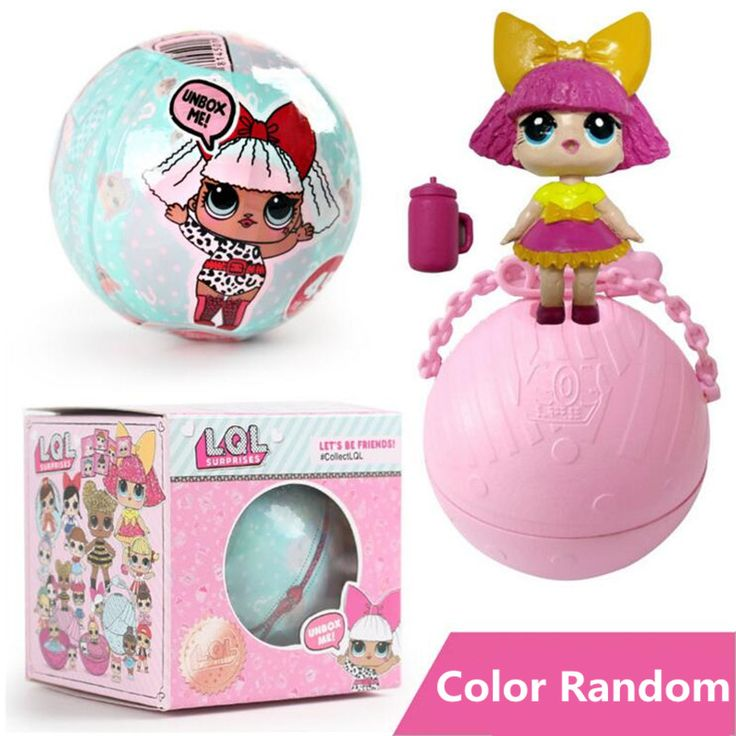 New Arrival LOL Surprise Doll Ball Toys Action Figure Toy For Children Birthday Christmas Gifts     Tag a friend who would love this!     FREE Shipping Worldwide     Buy one here---> https://hotshopdirect.com/new-arrival-lol-surprise-doll-ball-toys-action-figure-toy-for-children-birthday-christmas-gifts/      #thatsdarling #shopoholics #shoppingday #fashionaddict #currentlywearing #instastyle #styleblogger #styleinspo #Shop #Ecommerce #hotshopdirect #Sale #Onlineshop #Shopping #Retail…