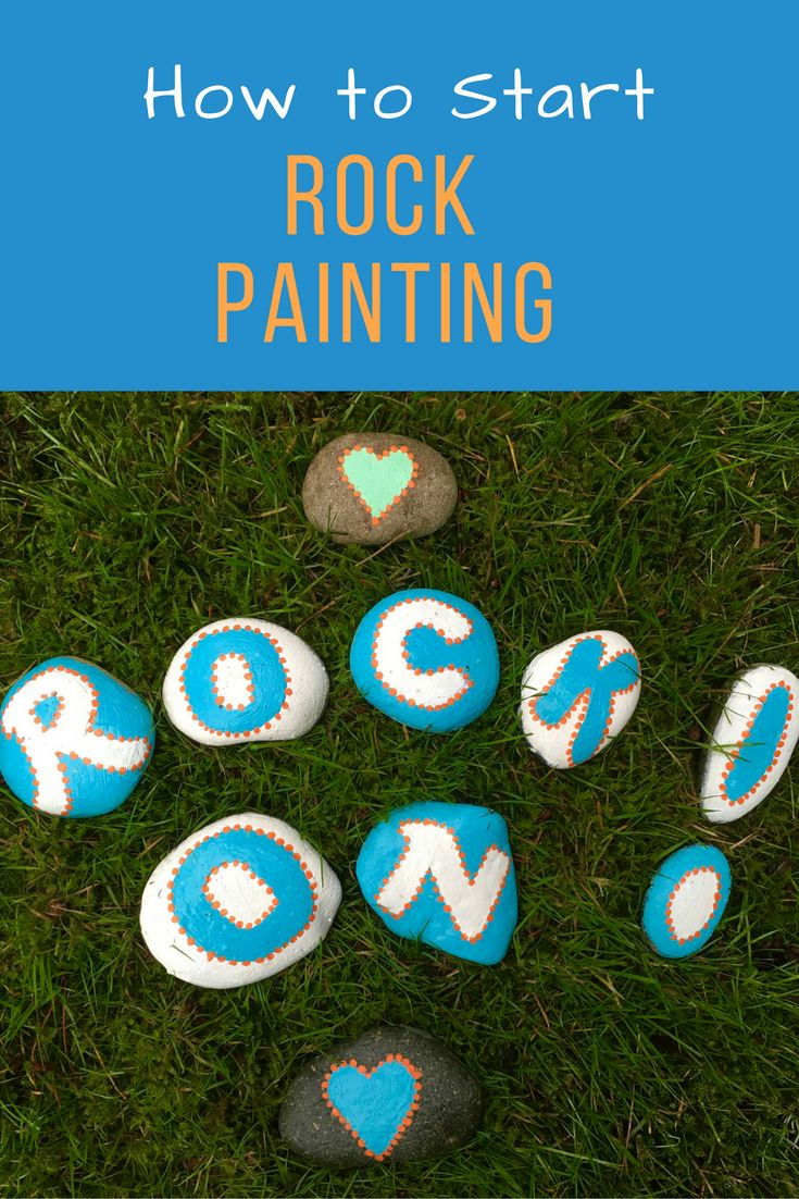 Rock Painting Ideas & Tips - Resources for Rock Artists