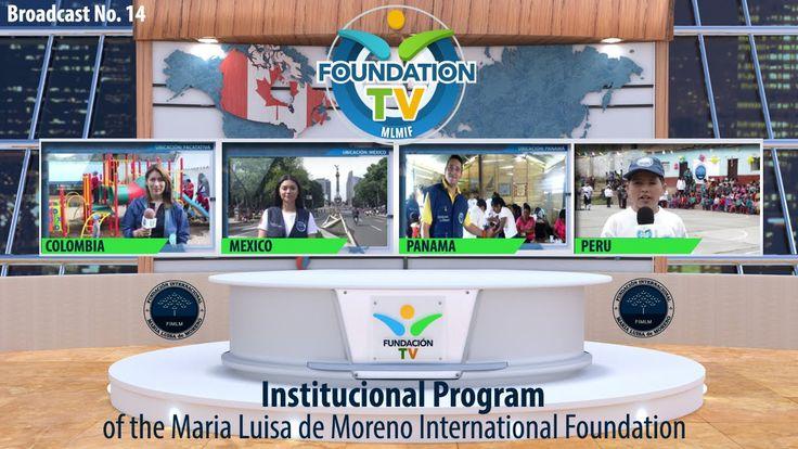 #FoundationTV • Fourteen Broadcast