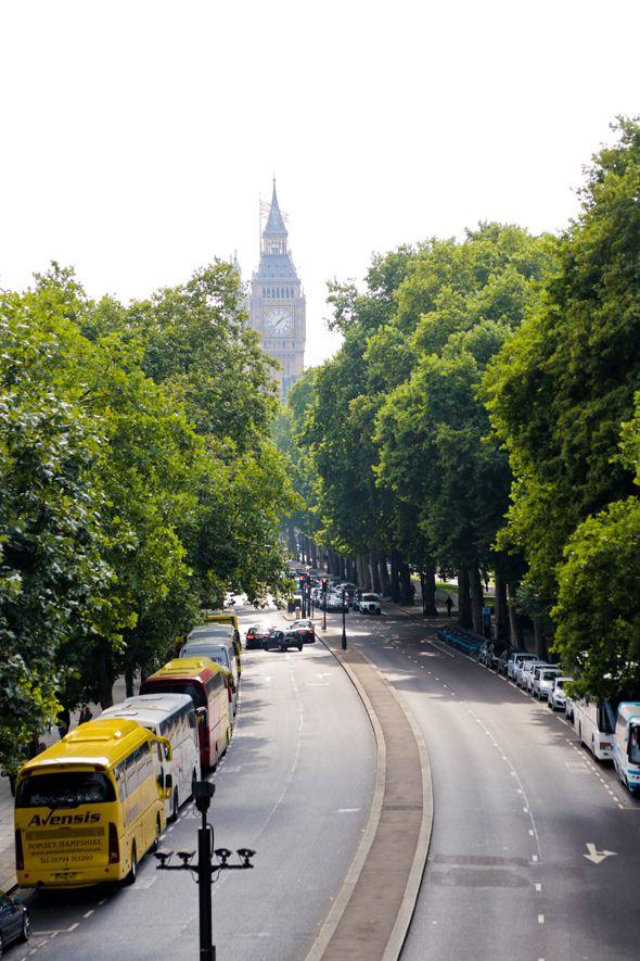 Essay on london