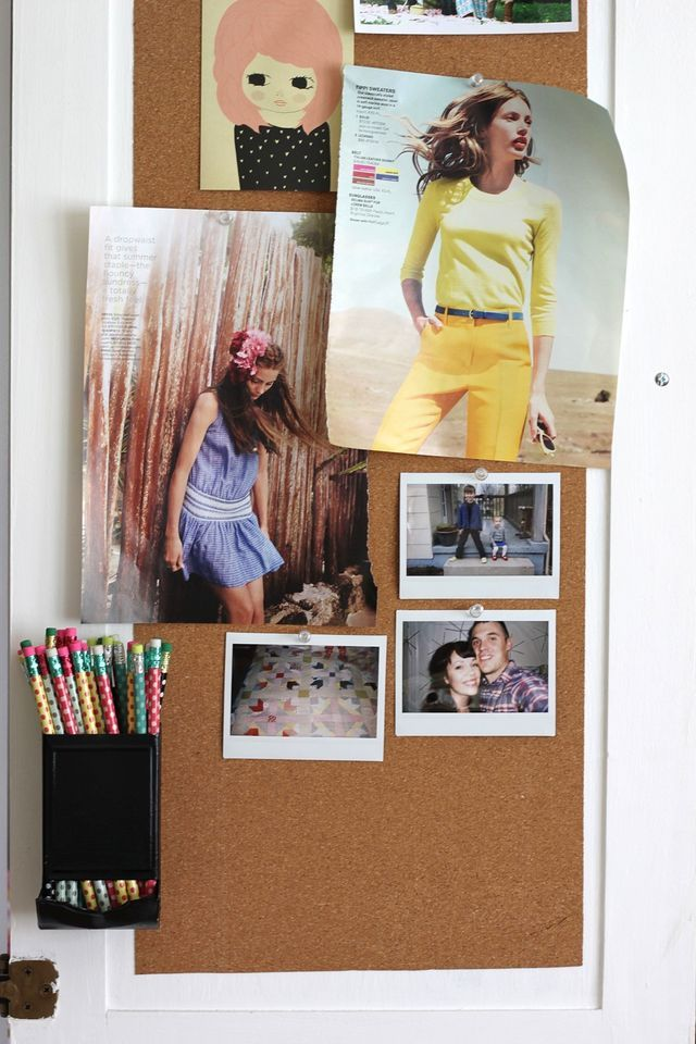 pencils: Inspiration Board, Quilt, Waves, Cabinet, Pencil Holders, Turned Pencil
