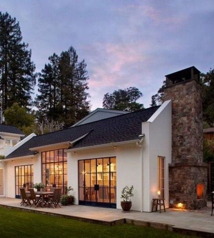Modern Home Exterior Design Ideas 2017: 23 Beautiful Modern Farmhouse Exterior Design Ideas 53