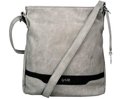 LYLEE Elegantná kabelka Dalia Grey/Black