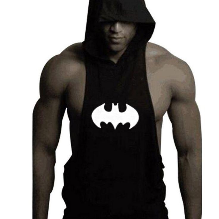 Men Sweatshirts Gym Fitness Gasp Sport Stringer