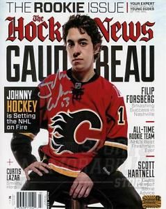 Your Sports Memorabilia Store is your only source for official Johnny Gaudreau autographed hockey memorabilia. Description from ebay.com.au. I searched for this on bing.com/images