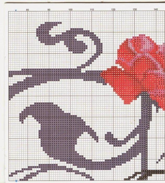Rose rosso e nero 7