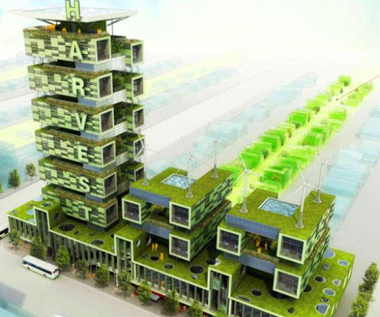 Smarter Cities: Vertical Farming Could Ease Worldu0027s Agricultural Woes.  Sustainable FarmingSustainable ArchitectureUrban ...
