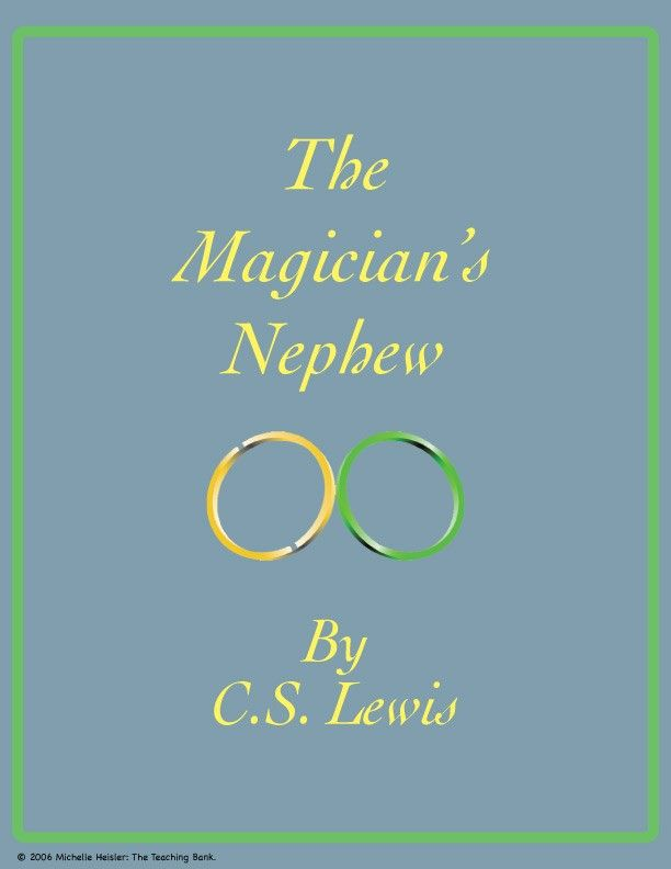 The Magician's Nephew Overview