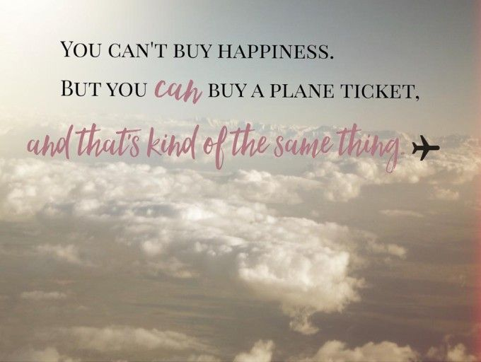 The 13 Most Inspiring Travel Quotes to Get You Off Your Butt and ...