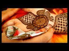 Pakistani Mehndi Designs For Front Hand 2015 Video - Follow on Blog: http://zaramehndidesigns.blogspot.in/ https://twitter.com/ZaraMehndi Pls Donate For More...
