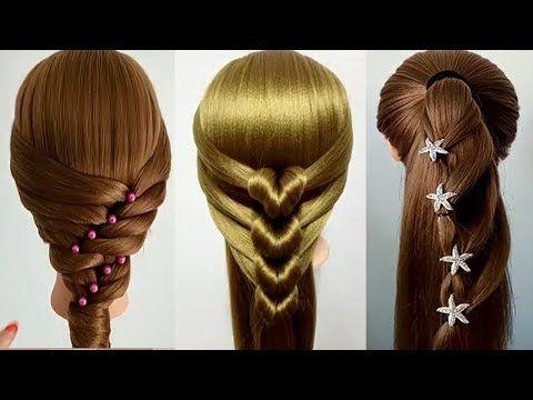 Best 25 peinados rapidos y bonitos ideas on pinterest - Como hacer trenzas sencillas ...