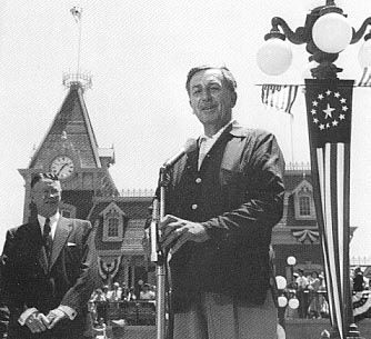 disneyland opening day in 1955. the day that began generations of magical memories at the happiest place on earth <3
