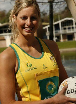 Laura Geitz Australian Netball Player