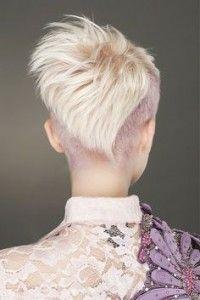 kurze haare oder lange