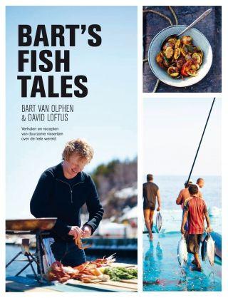 Reizende foto-expositie Bart's Fish Tales