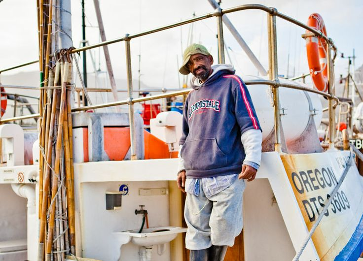Hout Bay - a local fisherman. #Africa #SouthAfrica #CapeTown