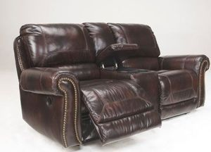 Ashley Double Reclining Loveseat