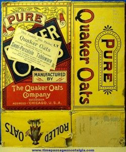 Quaker cereal boxes   Brief History Of Capn Crunch Cereal Toy Giveaways   Thriftstore ...