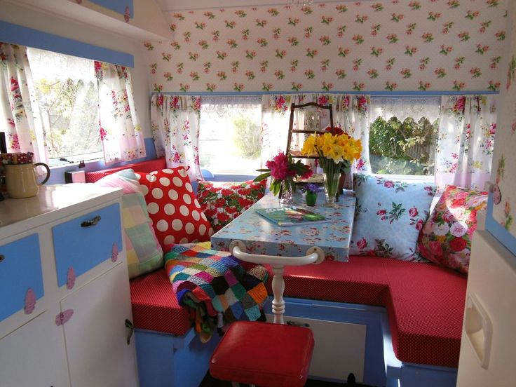 579 best Cool RV Camper Interiors images on Pinterest Gypsy