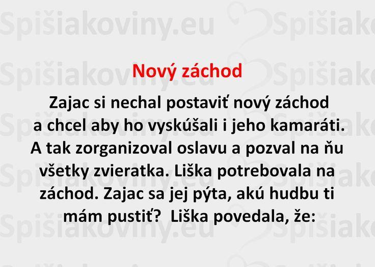 Nový záchod - Spišiakoviny.eu