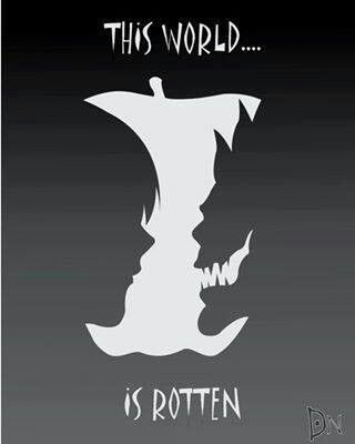 It's true not just beacause of Death note :)