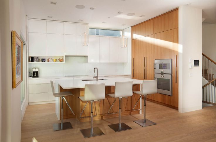 #Kitchen of the day - Architecturally Bright contemporary West Coast home.