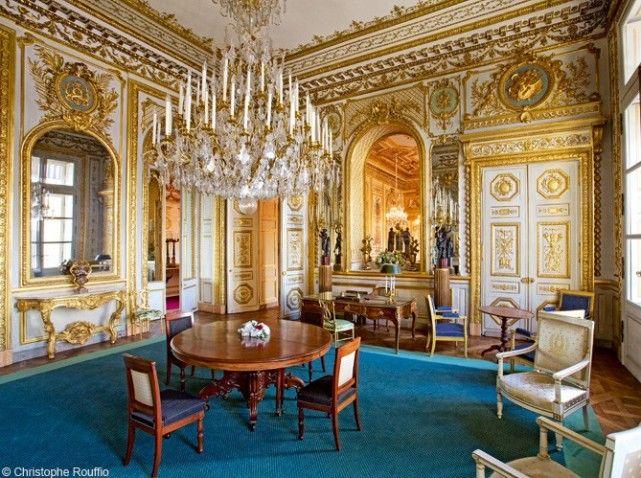 French Interiors House Interior Design Nice Rooms La Marine Francaise Etat Major Concorde Privee