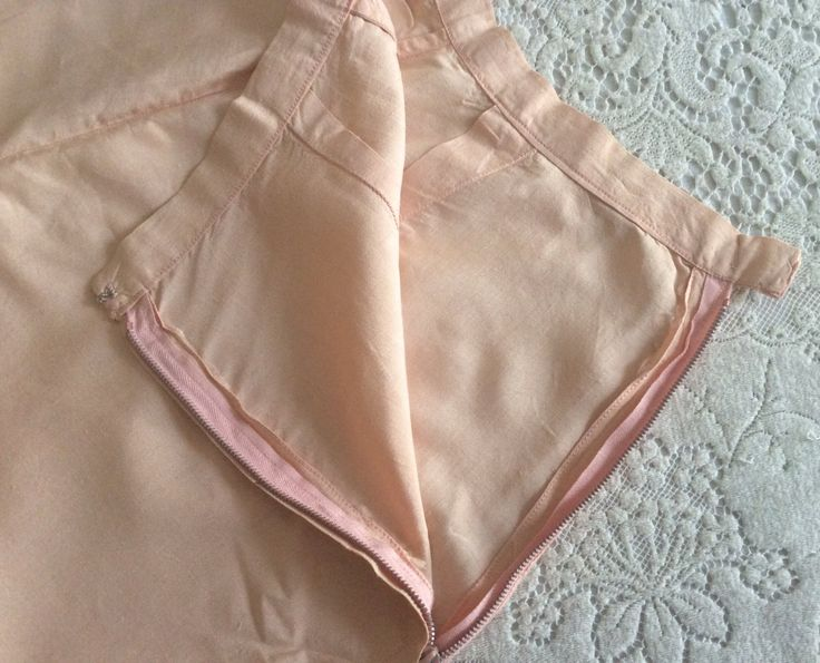 Vintage 1940's Tap Pants  Peach Pants  Vintage Lingerie  Summer Pants Vintage Beach by Valadon1923 on Etsy
