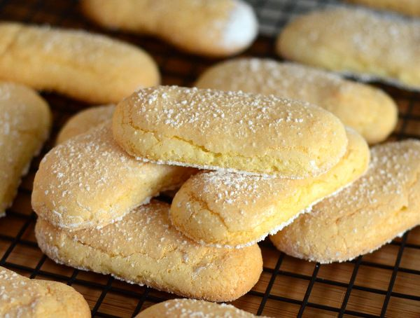 Never buy ladyfingers again — learn how to make ladyfingers at home instead! This lady finger recipe will make your next tiramisu absolutely amazing.