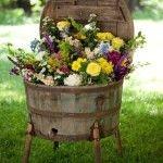 Maceteros y floreros para jardin - Curso de Organizacion del hogar