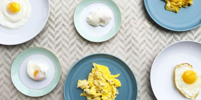 Eggs in the microwave - Directions include scrambled, poached, fried (not recommended), soft and hard boiled.