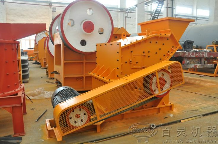 These series of High-efficiency Fine Crusher   are designed for crushing ores and rocks with particle size no more than 500mm and compression strength no more than 320MPa. They enjoy features of high crushing ratio, high-efficient crushing, cubic shape of product, alternative crushing, etc.  See more at: http://www.bailingmachinery.com/products/crusher/17.html