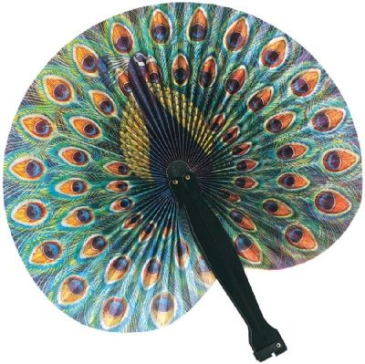 Great Wedding Favor   Peacock Paper Fan $0.99   From The BIG Zoo 979-696-7471  Please mention that you found them thru Jevel Wedding Planning's Pinterest Account.    Keywords: #peacockweddingfavor #jevelweddingplanning Follow Us: www.jevelweddingplanning.com  www.facebook.com/jevelweddingplanning/